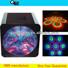 7 head led effect light disco light