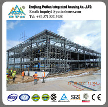 high rise modular prefabticated steel structure hotel building