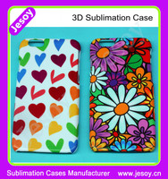 JESOY For iPhone Printing Plastic Mobile Phone Cover,Customized For iPhone 6 6s Covers