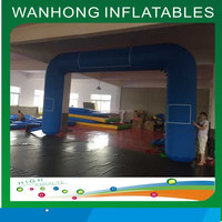 Outdoor rectangular advertising inflatable arch hot sale inflatable archway