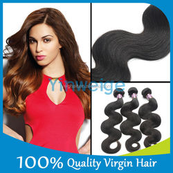 No RISK! 7 days exchange and refund policy Cheap Price factory price 100 brazilian human hair weave wholesale