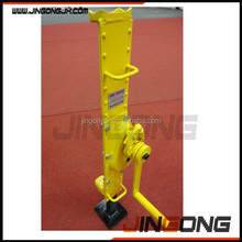 China high quality 10t high lift hand car lift jack