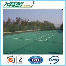 tennis court surfaces Sport court basketball/playground /multi sports flooring