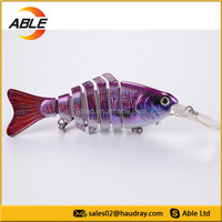 Popular High-end Fishing Bait life-like Hard Lure