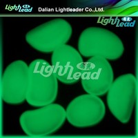 fluorescent stepping path stone for garden, swimming pool decoration