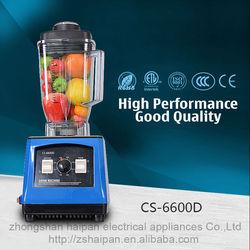 2015 new Commercial 2100w vegetable and fruit kitchen blender