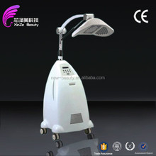 415nm blue light 633nm red light hair loss treatment led light therapy machine pdt machine