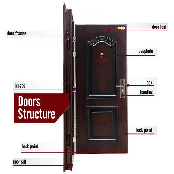 Puerta corredera metalica exterior refgoya puerta for Puerta metalica exterior