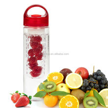 Water Infuser Bottle - Create Naturally Fruit-Infused Water - Delicious and Healthy - Dishwasher Safe