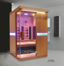 Hot selling far infrared sauna portable room and spa wellness products