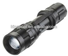 CREE XPE aluminum cost-competive adjustable LED flashlight