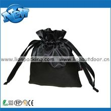 Economic professional chinese silk pearl pouch