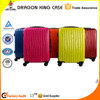 2015 Newly developed colorful eminent travel trolley luggage bag