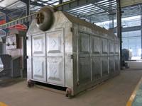 Industrial Water Tube Structure Wood Pellet Boiler