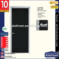 Aluminum Interior Door for office room