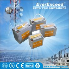 China wholesale high performance vented sealed maintenance free exide ups battery 12v 160a