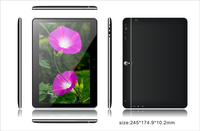 10 inch low cost 3g tablet pc phone Android 4.4 KITKAT MTK8382 Quad Core Tablet PC 1G RAM 16G ROM GPS, Bluetooth cdma gsm tablet