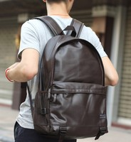 Factory Direct Sale High quality Leather backpacks for Men