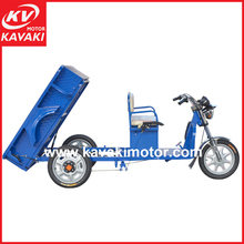 China Tricycle Factory Outlet Three Wheeler Adult Electric Cargo Tricycle