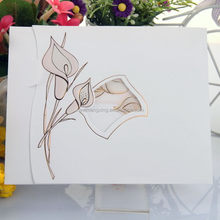 New style branded stylish wedding cards supplier