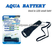 battery 12v rechargeable long life/water powered battery/20 years shelf life/New1.5V AA Water Battery Green Energy