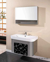 T-036 304sus cabinet and sliding door cabinet for bathroom tower cabinet