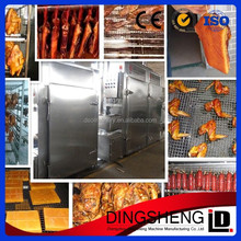 Stable Performance Fish Meat Smoke Furnace/Chicken Smoke Oven/Sausage Smoke House