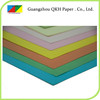 supplier of China products a4 color paper Pulp dyed for diy
