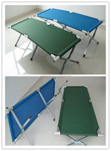 Folding Camping Cot bed, Travel and Military fordable bed/folding bed