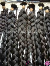 weave ponytail styles,filipino virgin human hair