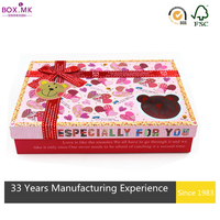 Promotional On Sale Decorative Colorful Box Packaging