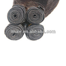 New product on China market 100% human hair extension