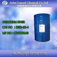 Hot sale chemical raw material petroleum ether for organic solvent