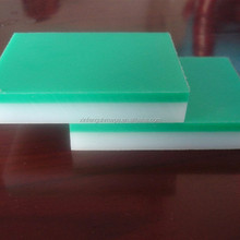 low price UHMWPE Plastic sheet with high impact strengh