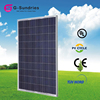Home use full certificate 250w polycrystalline solar panel price india