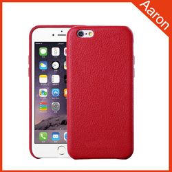 genuine leather cellphone accessories for iphone 6 case ultra thin