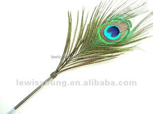 Retro Style Gift For 2015/Factory Direct Sale Natural Peacock Feathers