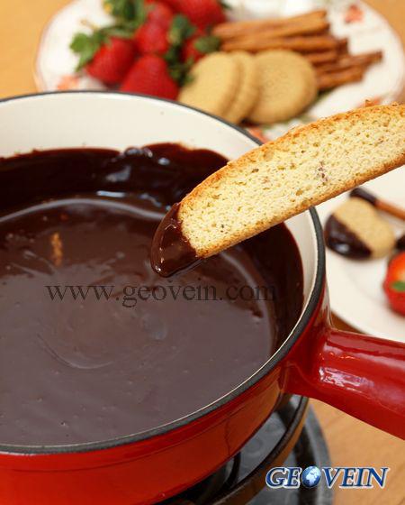 Non-stick Cheese Tools Type iron fondue set