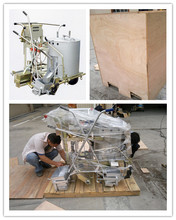 Automatic hot melt Road marking equipment/road line painting machine