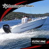 2015 New 15ft speed center steering console boat hull for sale