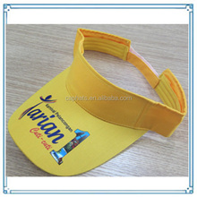 China manufacturer custom trucker sun visor with high quality