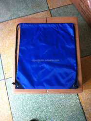eco-friendly colorful foldable polyester bag