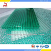 Colorful PC Sheet Polycarbonate Hollow Sheet Roof Material
