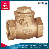 wcb natural gas check valve made in OUJIA YUHUAN