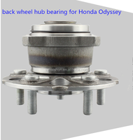 back wheel hub bearing unit for Honda Odyssey/Accord series cars
