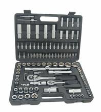 "1/2""&1/4"" 108 pcs Din Type Heat Treating Mechanics Craftsman Sockets"