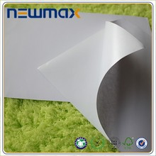 Alibaba Silver Foil Self Adhesive Vinyl Rolls Transfer Sticker Paper