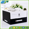 Food Grade Folding Fancy New Paper Cake Box with Handle