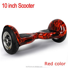 Newest Christmas Gift Two Wheels Smart Self Balancing Electric 10 Inches Mobility Kick Scooter