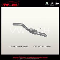 Chinese estate steel muffler universal